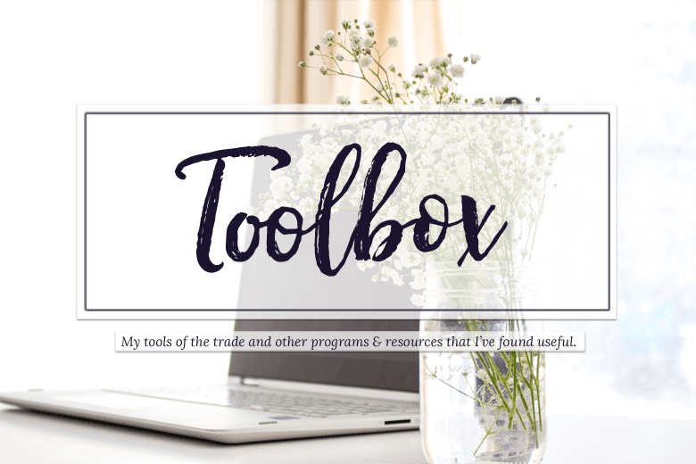toolbox - useful tools programs resources