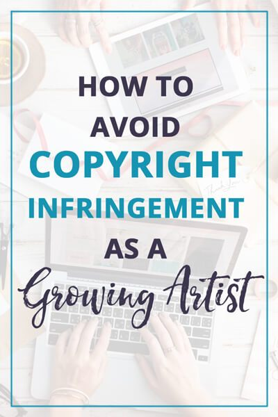 How to Avoid Copyright Infringement Growing Artist - Painting Dreamscapes
