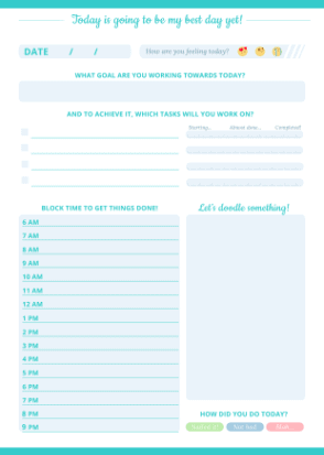 to do list page preview