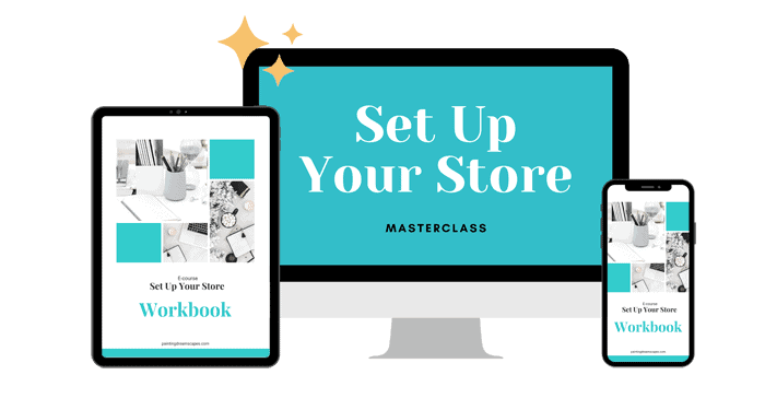 Set up your store preview