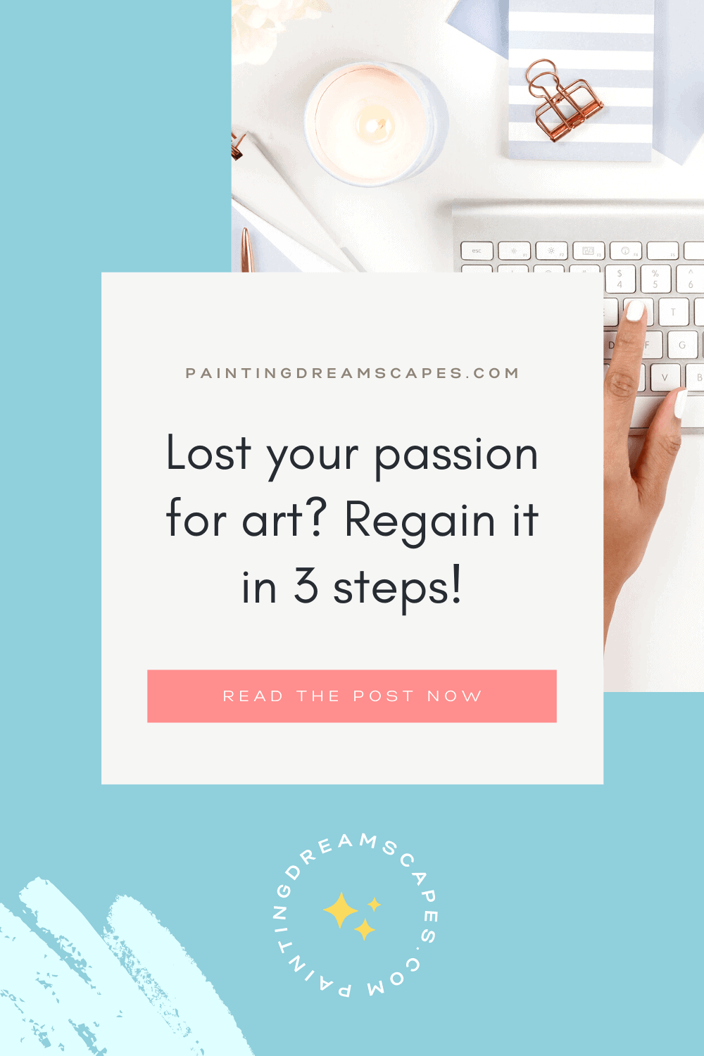 how to regain your passion for art with thoughtful journal prompts