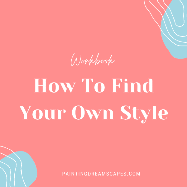 how to find your own style workbook