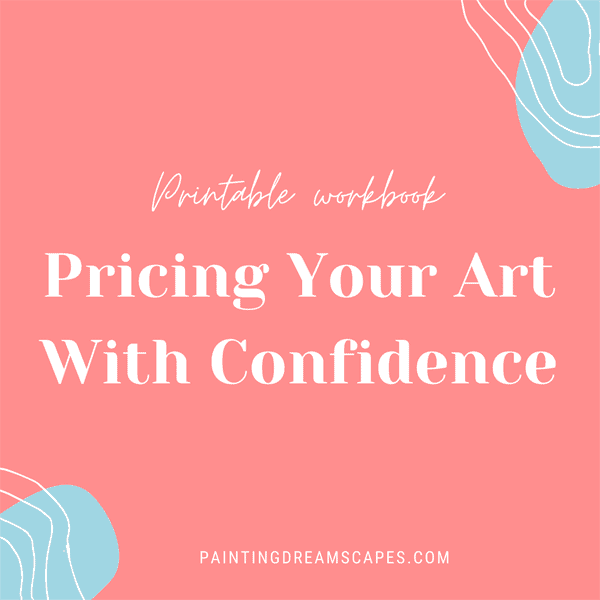 pricing your art with confidence workbook