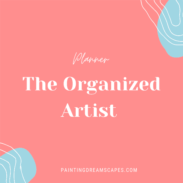 the organized artist planner